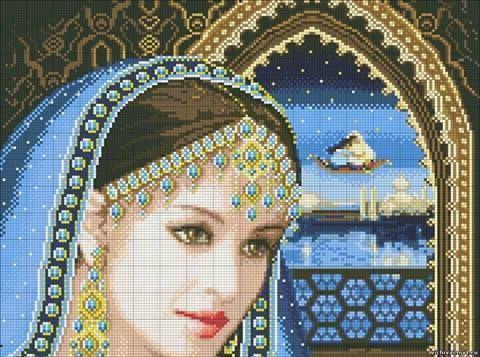 Dama Indú 1