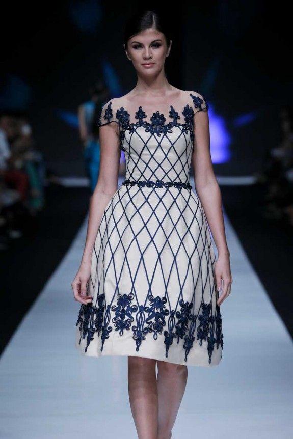 Albert Yanuar Spring Summer 2014. Jakarta Fashion Week