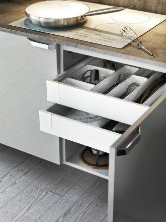 inner drawers | Cesar