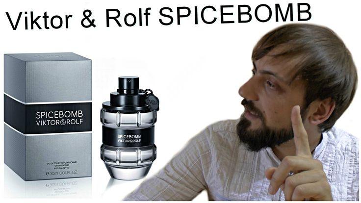 Туалетная вода Viktor & Rolf Spice Bomb / Виктор Рольф Спайс бомб.Мысля ...