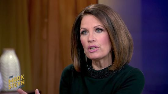 "According to Michelle Bachmann, Donald Trump is ""a man of prayer"" who ""hasn't taken a day off"" in over two months. (Apparently she counts golf in New Jersey as work). If Trump is a model Christian, he's doing atheists a favor."