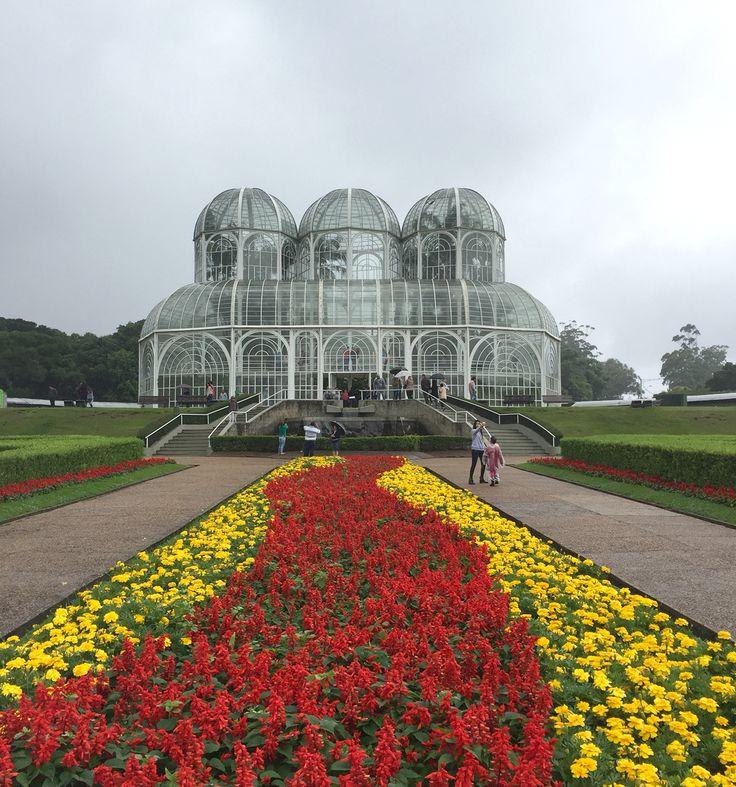 Jardim Botanico, Curitiba