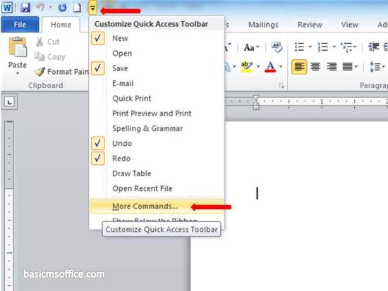 How To Insert Checkbox In Word Document