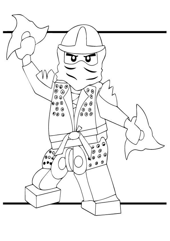 Print Coloring Image Momjunction Ninjago Coloring Pages Coloring Pages Color