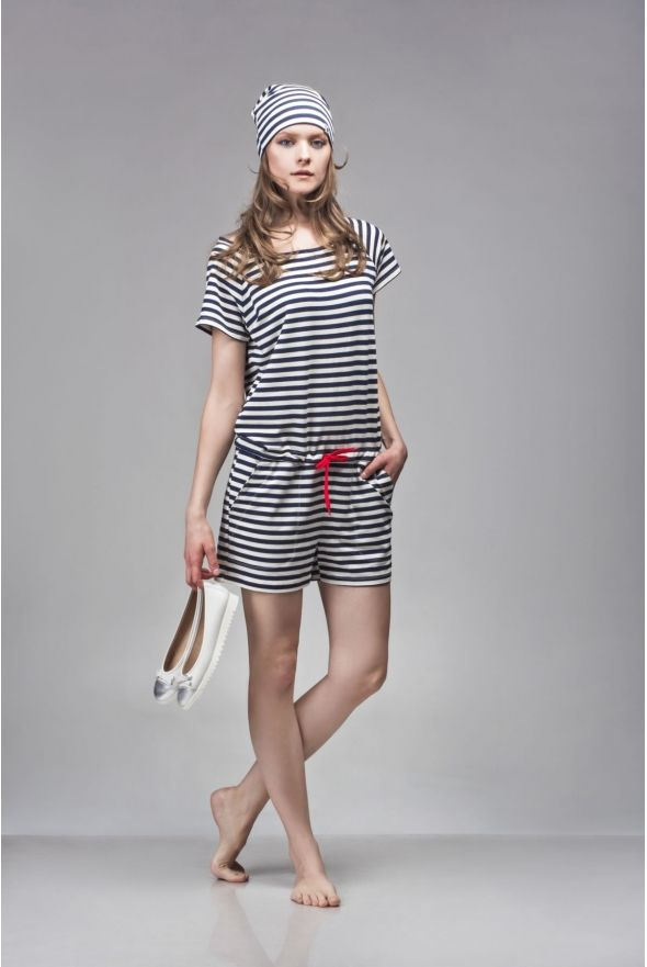 non204-rovid-ujju-short-overal NON+ SS15 ♥ Photo by Dalocska #nonplusz #fashion