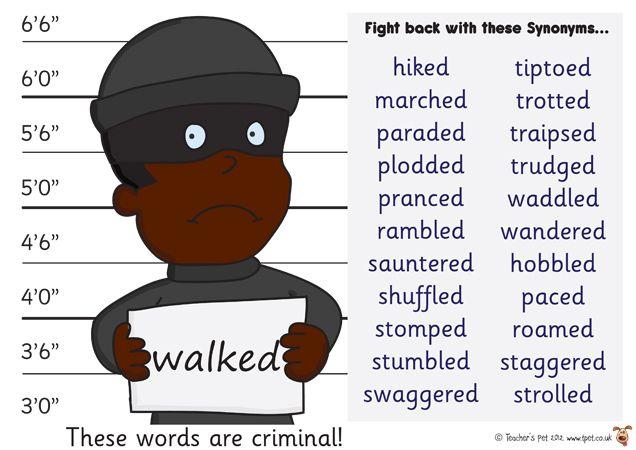 Teacher's Pet Displays » Criminal Words Mats » FREE downloadable EYFS, KS1, KS2 classroom display and teaching aid resources » A Sparklebox alternative