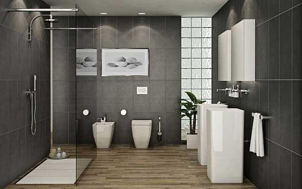 Transform Your Bathroom Design to Be Contemporary Bathroom Design 2012_1