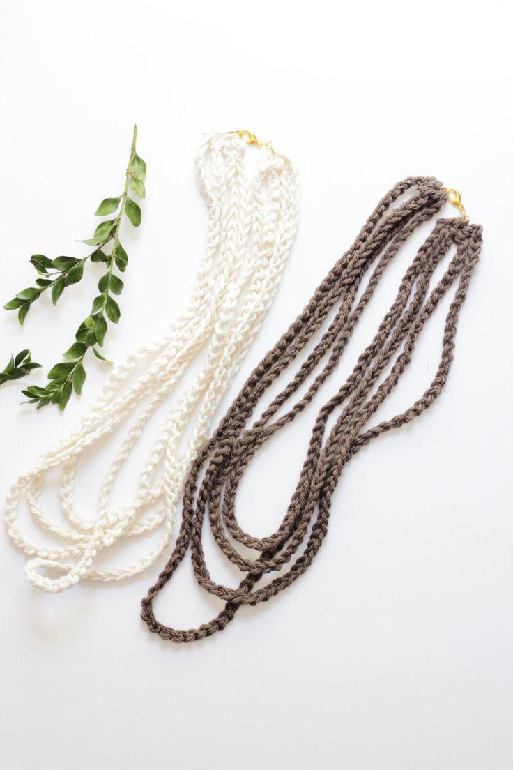 413 best do it jewelry images on Pinterest   Jewelry, Diy bracelet ...