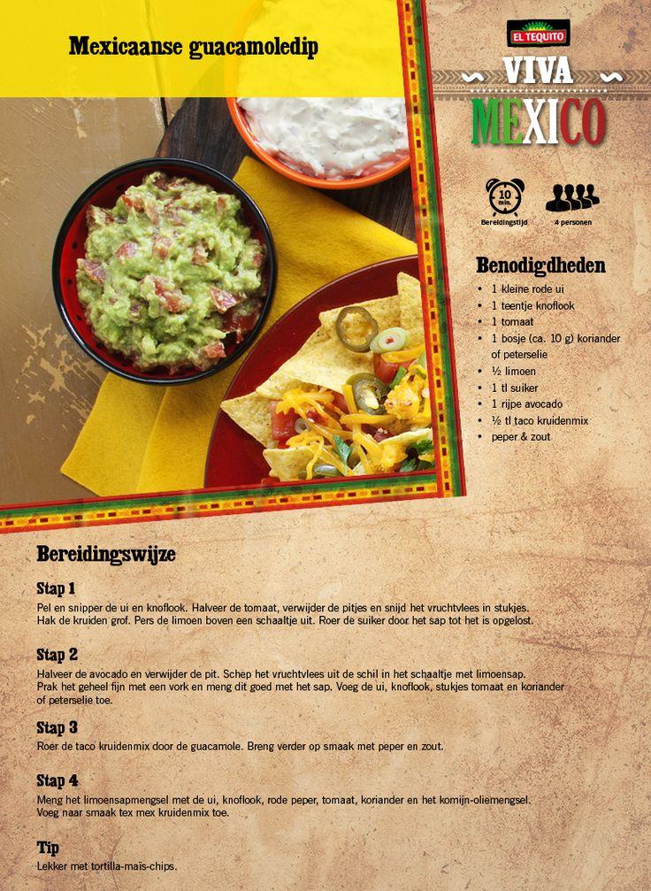Mexicaanse guacamoledip - Lidl Nederland