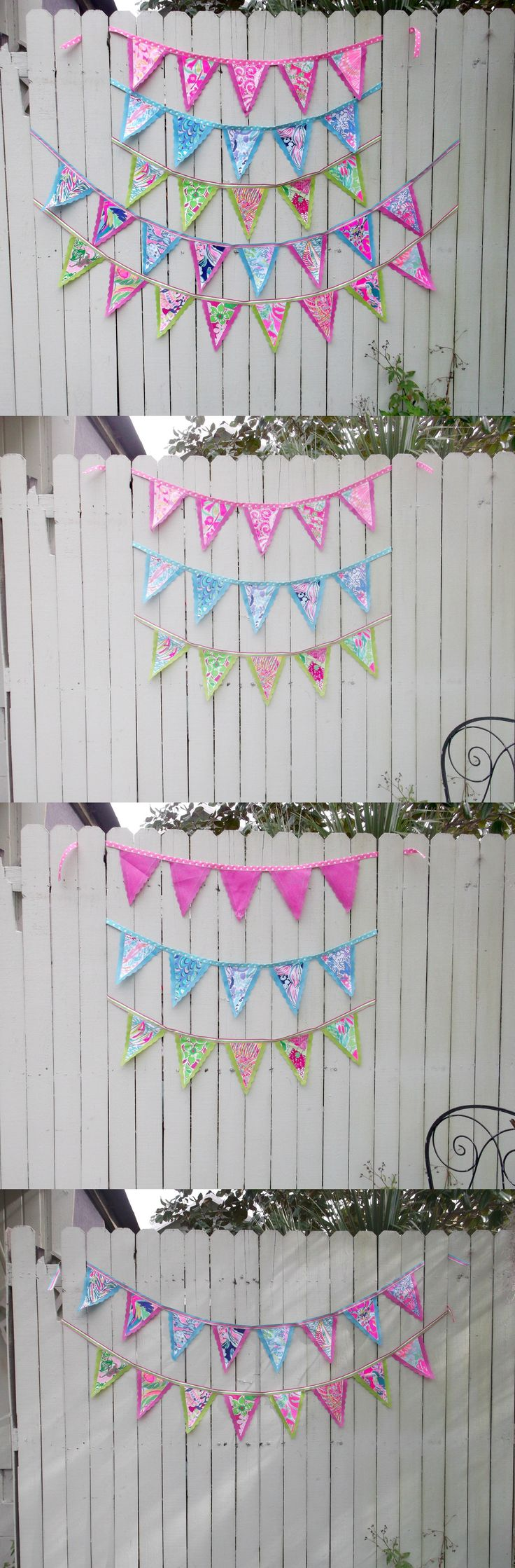 best 20 lilly pulitzer party decorations ideas on pinterest party decorations 170103 preppy handmade lilly pulitzer fabric bunting flag banner swag in 2 sizes
