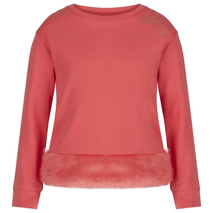 John Galliano Girls Pink Jumper
