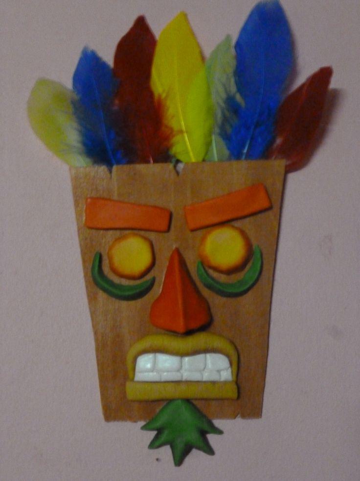 Aku aku Mask