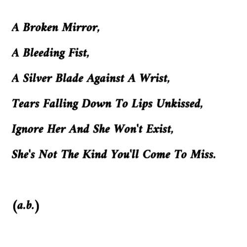 Emo Poems: 17 Best Images About Emo Poems On Pinterest