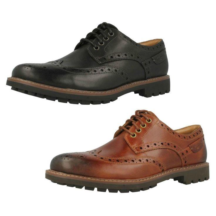 United Footwear - Men's Clarks Formal Shoes Style - Montecute Wing, �70.00 (http://united-footwear.co.uk/mens-clarks-formal-shoes-style-montecute-wing/)