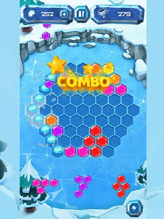 Hexa Fever является очень захватывающей игрой головоломкой и стратегией. Как и в тетрис или 2020 игрок должен поставить блоки и заполнить линии, чтобы заставить эти блоки исчезнут и получить очки.  Источник: http://games-topic.com/146-hexa-fever.html