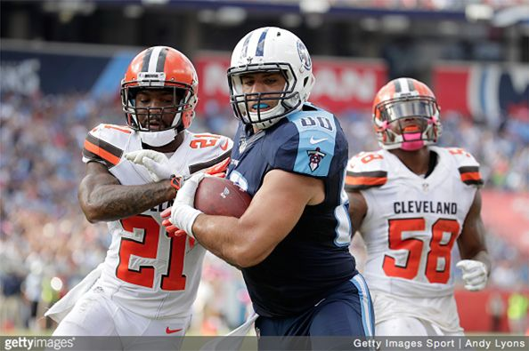 Titans Tight End Review: Anthony Fasano