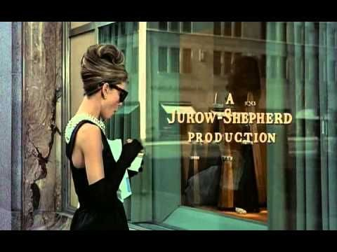 BREAKFAST AT TIFFANY'S • Blake Edwards (1961)