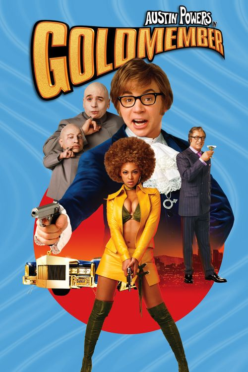 Austin Powers in Goldmember 2002 full Movie HD Free Download DVDrip
