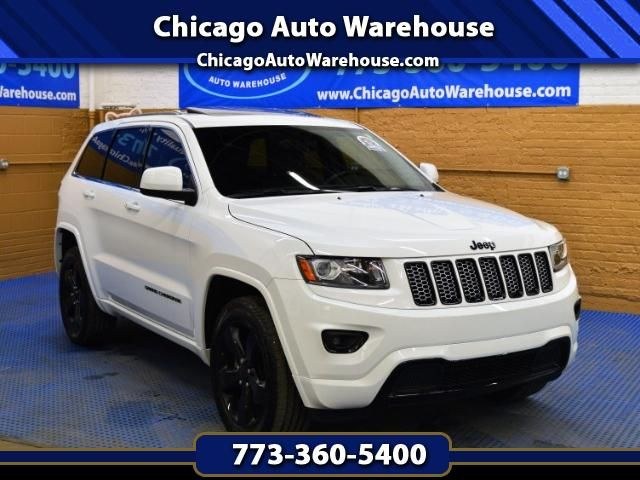2015 Jeep Grand Cherokee Altitude 42k Miles Altitude Edition