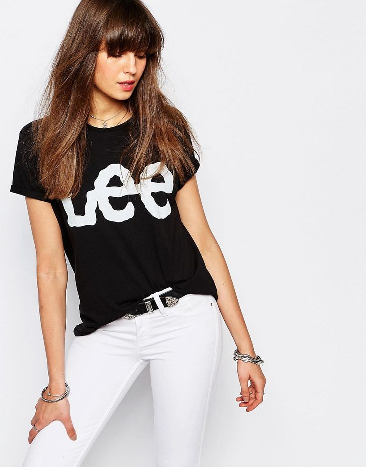 Image 1 ofLee Logo T-Shirt