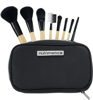 Nutrimetics nc Professional Brush Collection. Use the right tools to get that great look.