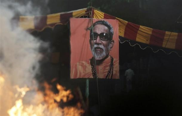Life and last journey of Bal Thackeray [Images]