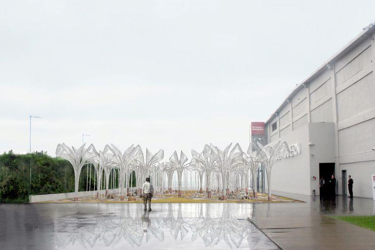 YAP İstanbul Modern 2015 - THE BOSPHORUS GROVE