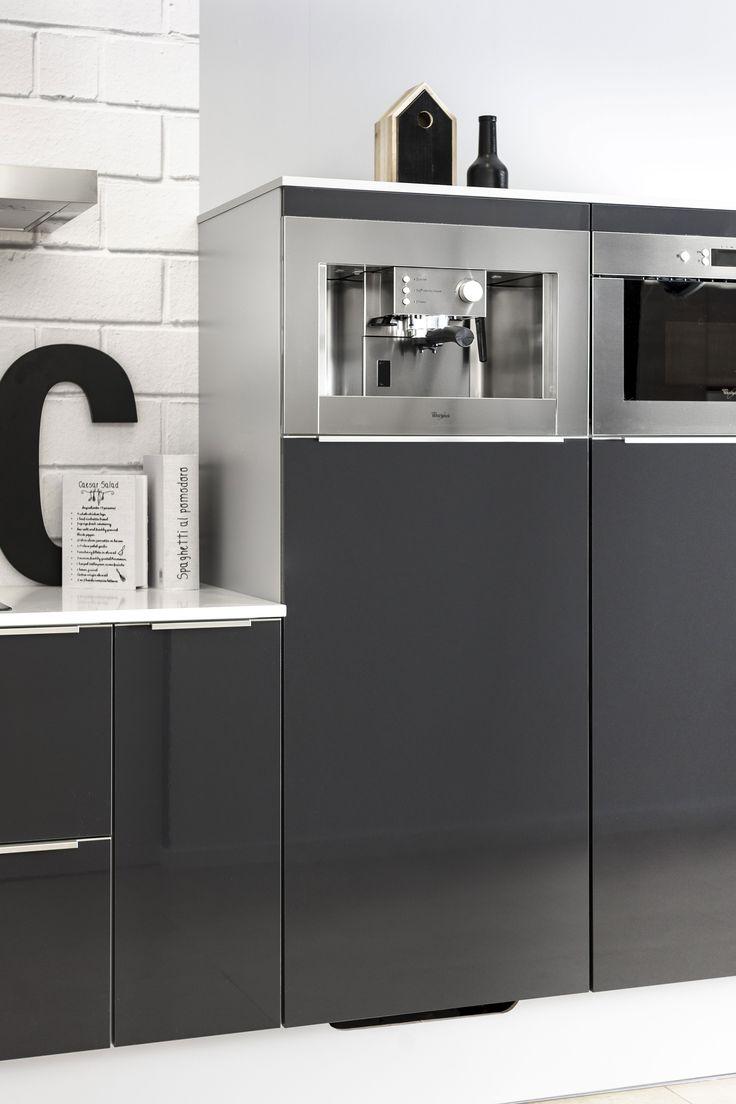 Meer dan 1000 idee n over witte hoogglans keuken op pinterest keukens witte keukens en keuken - Werkblad voor witte keuken ...