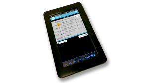 Mobile Device Manager Tablet