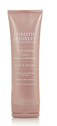 Christie Brinkley Complete Clarity Facial Cleansing Wash  3 oz ** You can get more details by clicking on the image.