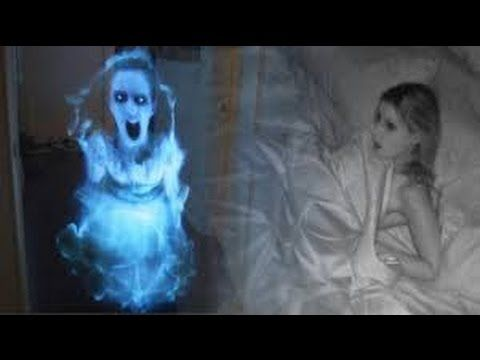 epic hologram ghost prank!!!! New