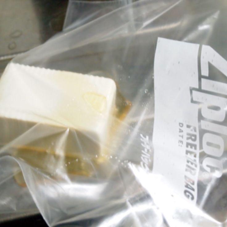 はちみつ豆腐アイス