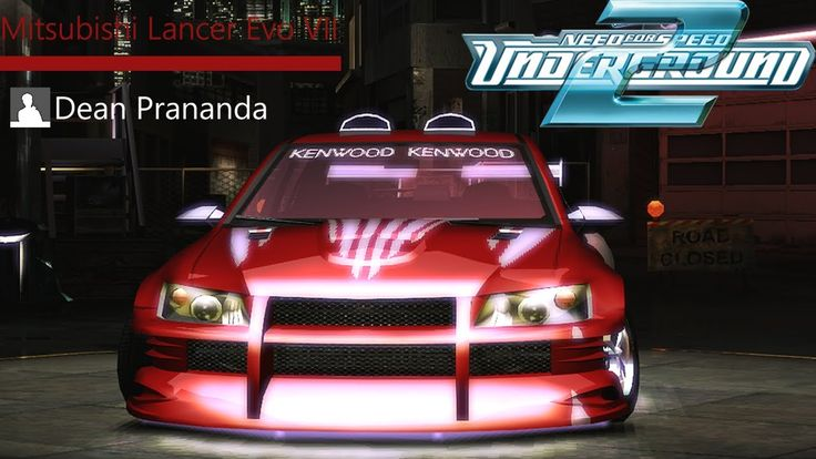 NFS Underground 2 - Mitsubishi Lancer Evo VIII Tuning #youtube #sub #subs #sub4sub #subs4subs #like #likes #follow #followme #followers #subscribe #follow4like #follow4follow #likeforlike #likeforfollow #likesforlikes #followforlike #followforfollow #share #promote #promotion