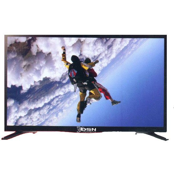 DSN 100cm (40) Full HD Flat LED TV | Digital Service Network. The LED TV is one of the finest series designed By DSN Presenting LED TV with advanced