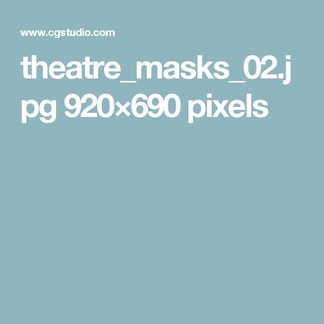 theatre_masks_02.jpg 920×690 pixels