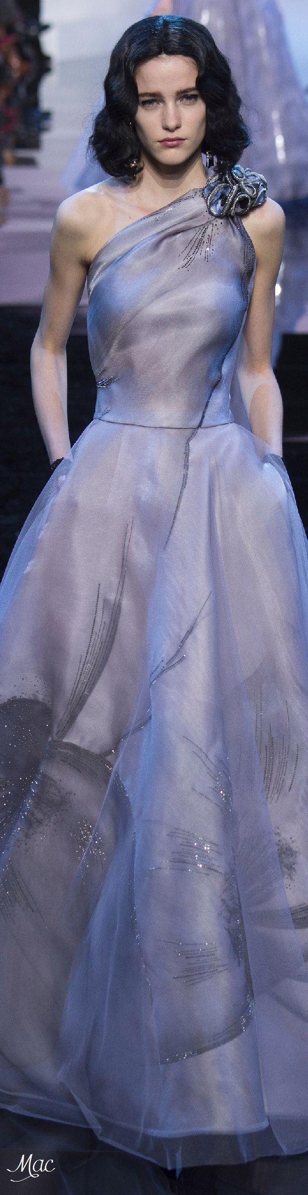 Spring 2016 Haute Couture Armani Privé
