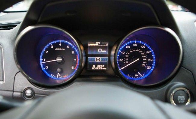 2015 Subaru Outback Meter | TOPCARZ.US
