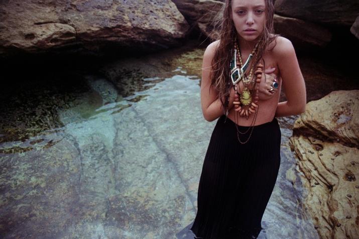 Photography/Styling: Liana Hakim  Model: Vanessa Liebmann