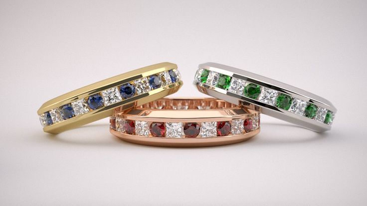 The Big Four - diamond, sapphire, emerald and ruby, available in yellow, white or rose gold and platinum. Fine emeralds from Zambia, rubies from Burma, sapphires from Sri Lanka and diamonds from Russia. Only the best for Ashberry customers.