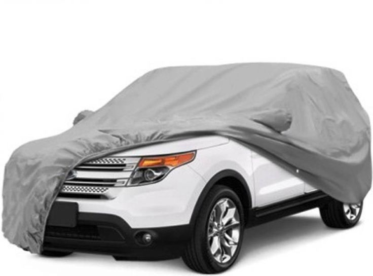 #AutoCarWinner #Car #Cover For #Toyota #Innova (With #Mirror #Pockets)  (#Grey)