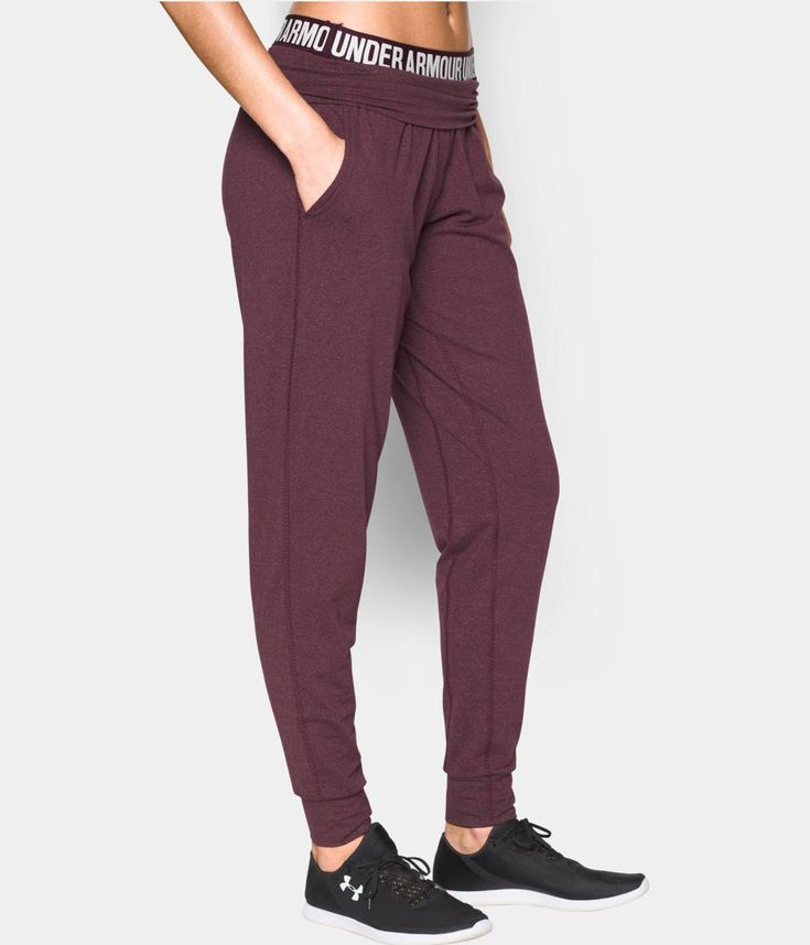 Shop Under Armour for Women's UA Downtown Knit Pant in our Womens Bottoms department. Free shipping is available in US.