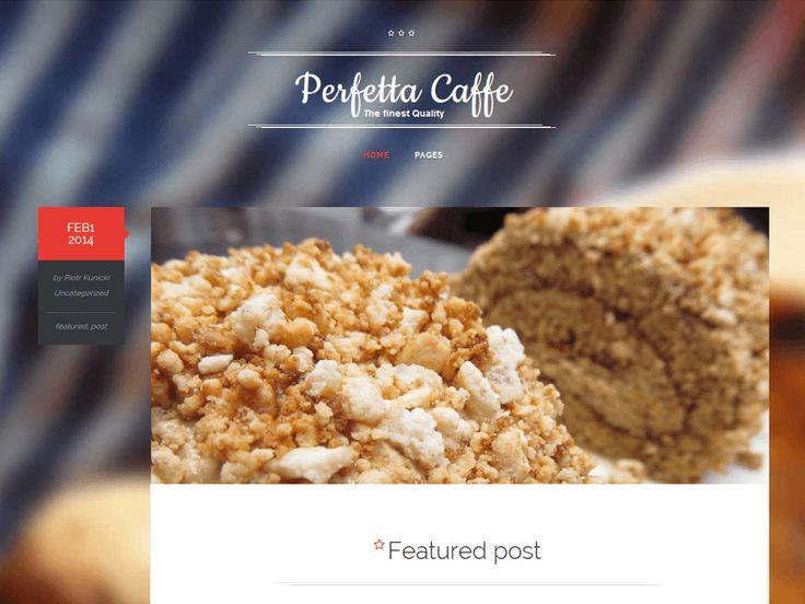 WordPress › Perfetta « Free WordPress Themes