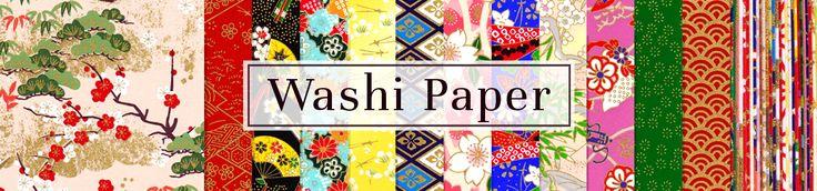 Lavender Home Washi paper design web banner
