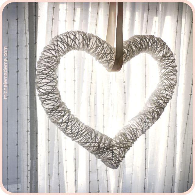 Heart Wreath Tutorial!