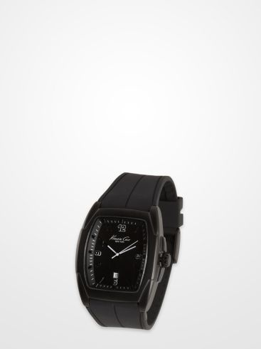 Kenneth Cole Rubber Watch