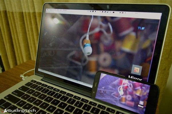 How to Mirror Android Diplay to TV