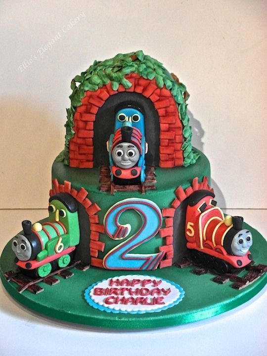 Thomas and friends x