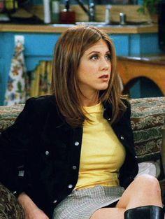 rachel friends season 3 hair - Google Search