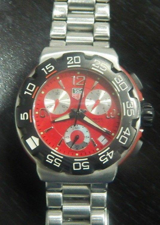 29f307dbc52 Tag Heuer Formula 1 Watch