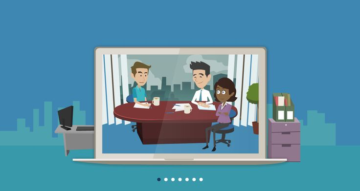 Make Business Video | Animated Video Production | GoAnimate.com